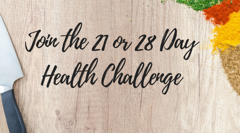 nutrition mindfulness fitness sugar detox yoga healthy holiday Clean up your body & brain with a 21 or 28 Day Health Challenge any time of year! Sign up at bit.ly/WholeHardyChallenge